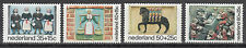 Netherlands / Nederland No. 1059-1062** Historic façade ornamentals