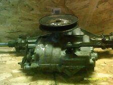 John Deere STX 38 gear shift Transaxile