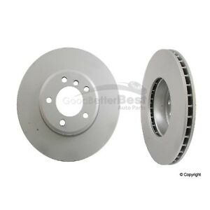 One New Meyle Disc Brake Rotor Front 34283GM 34116753221 for BMW