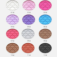 1Box Heart Shaped Eye Shadow Powder Glitter Matte Eyeshadow Toiletry Tiring-room