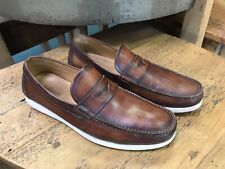 Men's MAGNANNI 'Freeman'  Leather Loafers size 10.5M