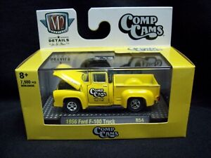 M2 Machines Comp Cams 1956 Ford F-100 Truck Limited Edition.