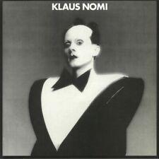 KLAUS NOMI - Klaus Nomi (reissue) - Vinyl (limited pink vinyl LP)