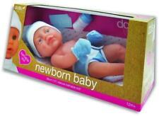Peterkin DOLLS WORLD NEWBORN BABY DOLL - BOY Toddler Child Dolly Play Toy BN