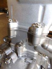 Honda CRF150 R pit bike  titanium engine case bolt kit drilled head