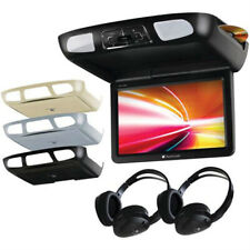 Planet Audio P11.2ES 11.2 Ceiling-Mount TFT DVD Player with Built-in IR Tran