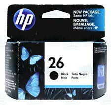 Genuine HP 26 Black (51626A) DeskJet 400 510 DeskWriter 550 560 OfficeJet 300