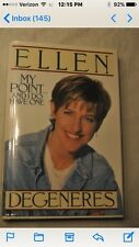 ELLEN DEGENERES BOOK: My Point...And I Do Have One, 1st ed. inscribed