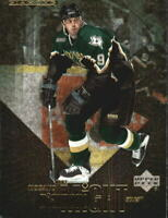 2000-01 Black Diamond Diamond Might #FP4 Mike Modano - NM-MT