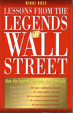 Lessons from the Legends of Wall Street by Nikki Ros