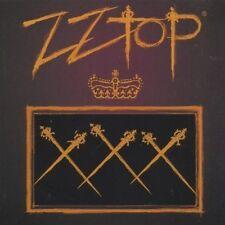 ZZ Top X X X (1999) [CD]