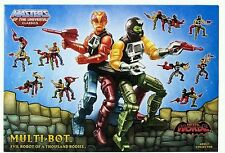 Masters Of The UniverseClassicsMulti-Bot Evil Robot of a Thousand Bodies