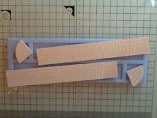 Linka Compatible FOOT PATHS mould - FS01 - HO/OO Gauge Model Scenery / Railways