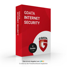 G Data Internet Security 2019 | 1 Gerät | 1 Jahr