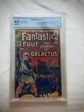 Fantastic Four 48 4.0 CBCS Original Owner Lee/Kirby Classic; Nuff Said