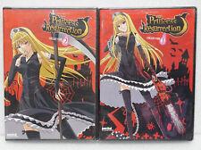 Princess Resurrection Collection 1 & 2  DVD (Anime) (factory sealed)