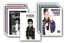 PRINCE - 10 promotionnel affiches - de collection lot carte postale # 4