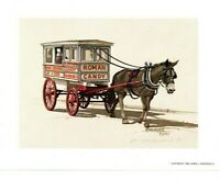 Roman Candy Wagon, Desire St Car & Horse & Buggy  by James L Kendrick, III,S & N