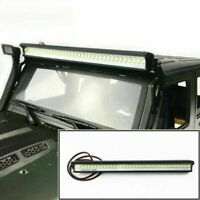Für 1/10 Traxxas Trx-4 SCX10 Jeep Wrangler RC Truck 32 LED Licht Dach Lampe Bar