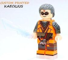 A1333 Lego custom printed Doctor Strange Movie KAECILIUS MINIFIG Baron Dormammu