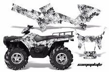 AMR Racing Polaris Sportsman800/500 Graphic Kit Wrap Quad Decal ATV 05-10 CAMO W