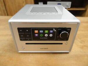 Sonoro SO-910-100 SI ELITE Silber Radio/ CD / Internetradio / DAB+ / Bluetooth