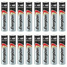 100 Pack of Energizer MAX AAA E-92 1.5V Alkaline Batteries  EXP 2025 Made in USA