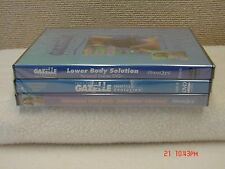 "* 3 Dvd pack ""New"" Lower Body Solution/Freestyle Evolution/ Buttkickin' Workout"