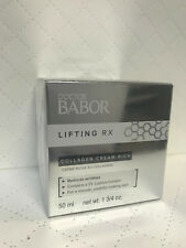 Doctor Babor Lifting RX Collagen Cream Rich 50 ml  1 3/4 oz, New & Freshest