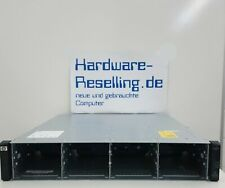 "HP StorageWorks P2000 12x 3,5"" Modular Smart Array Chassis AP843A 582938-001"