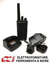 Motorola  XT 420 188218 Radio PMR portatile IP 55