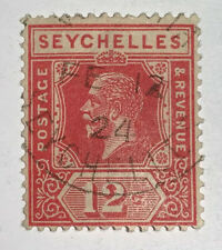 Travelstamps: 1922 Seychelles Stamps SG # 108 Used Ng