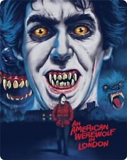 An American Werewolf In London New Sealed Blu-ray Limited Edition Steelbook