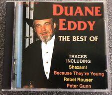 THE BEST OF DUANE EDDY - Rare Australian Release CD - Good as New!