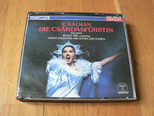 Kalman : Die Csardasfurstin - The Gipsy Princess - Bibl - 2CD Denon Japan 1986