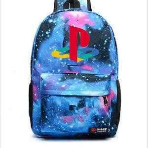 PlayStation PS4 Backpack Children School bag Travel Baglaptop Mochila sport bags