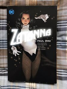 Zatanna TPB by Paul Dini. New & in Perfect Condition. Out of Print & Very Rare.
