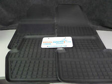 Genuine Volvo 850-V70-S70 Gray All Weather Floor Mat Set OE OEM 9421998