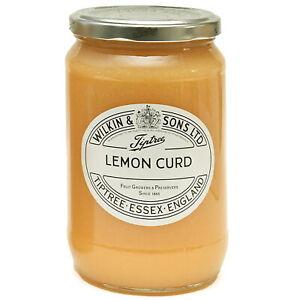 Wilkin & Sons Lemon Curd From Tiptree Essex Large 840g Jar Preserve Jam