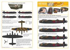Kits-mundo 1/144 Avro Lancaster # 144005