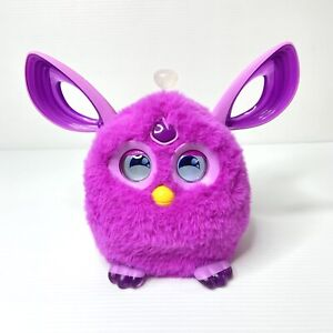 Furby Connect (2016, Hasbro) Purple / Pink Working Interactive Pet Toy VGC