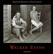 Walker Evans, Aperture Masters of Photography, photographie, Könemann Cologne 1997