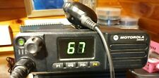 MOTOROLA MOTOTRBO DM-4400 VHF  DMR/FM BASE/MOBILE RADIO PMR MARINE