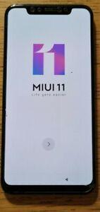 Xiaomi Mi 8 - 64GB - Blue (Unlocked).Used.Good Condition.In box.