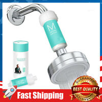 Shower Filter Water 360° Rotatable Contains Vitamin C - Shower Filter for Hard W