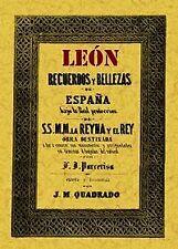 León. Recuerdos y bellezas de España. ENVÍO URGENTE (ESPAÑA)