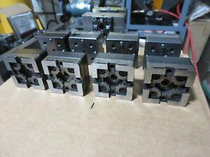System 3R Genuine 3R-US651.75E-AEC Encapsulated Screw Holder 54mm Macro Set of 8