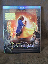 Disney Beauty and the Beast LIVE VERSION (Blu-ray/DVD, Includes Digital HD)
