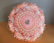 Brautstrauss Rosa In Blumen Bluten Girlanden Fur Hochzeiten