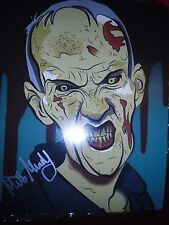 Michael Mundy The Walking Dead Signed Autographed Authentic 8x10 Photo Walker #4